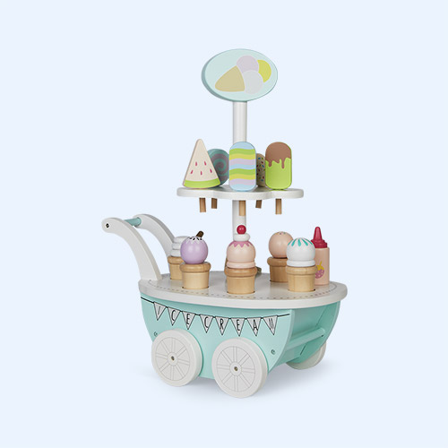Multi Jabadabado Ice Cream Trolley