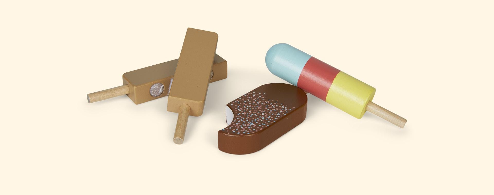 Multi Jabadabado Retro Ice Cream Tray