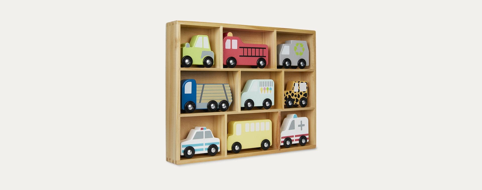 Cars Jabadabado Display Shelf