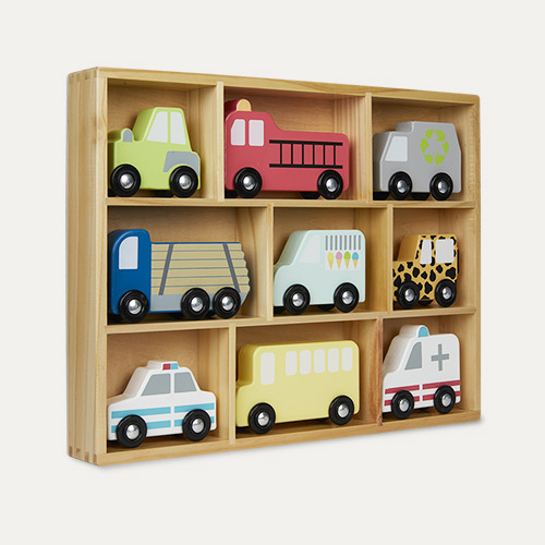 Cars Jabadabado Display Shelf