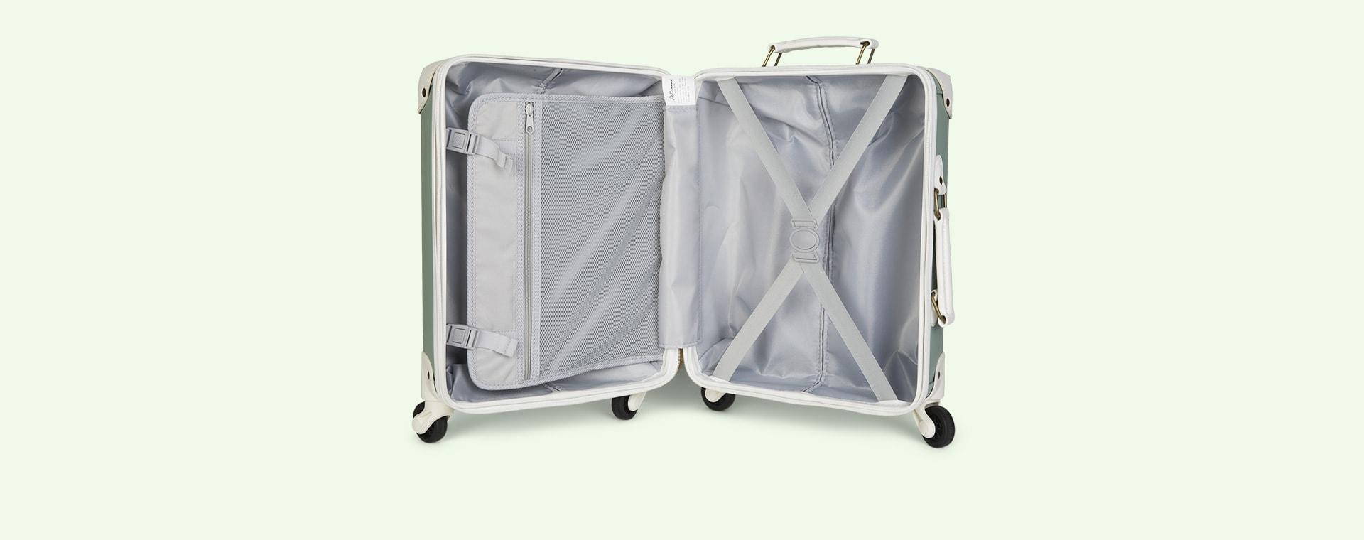Aqua Pellianni City Suitcase