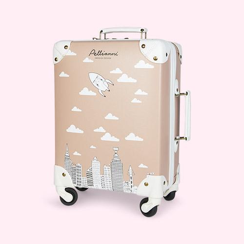 Rose Pellianni City Suitcase