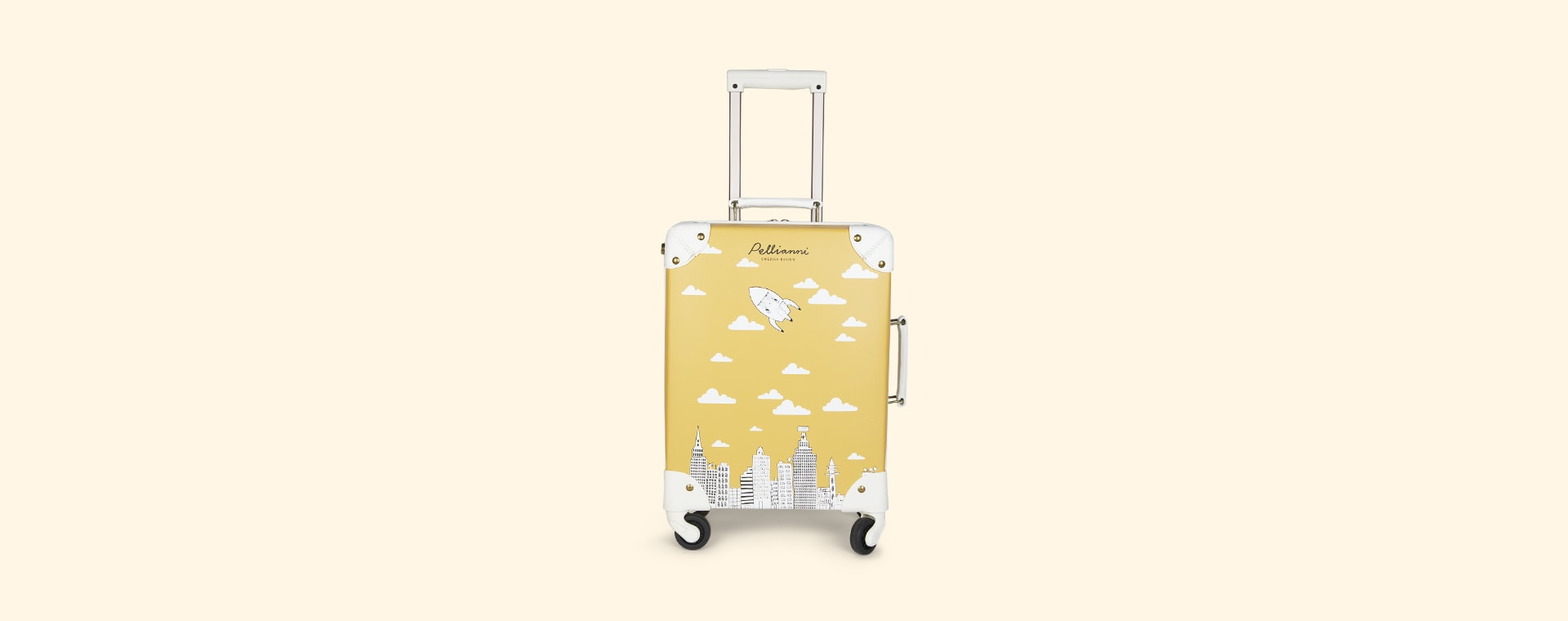 Sun Pellianni City Suitcase