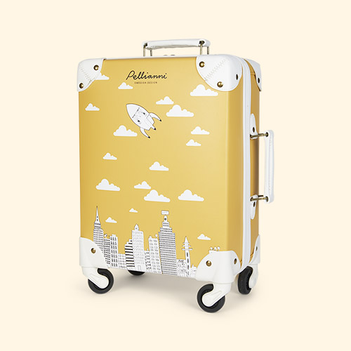 Sun Pellianni City Suitcase