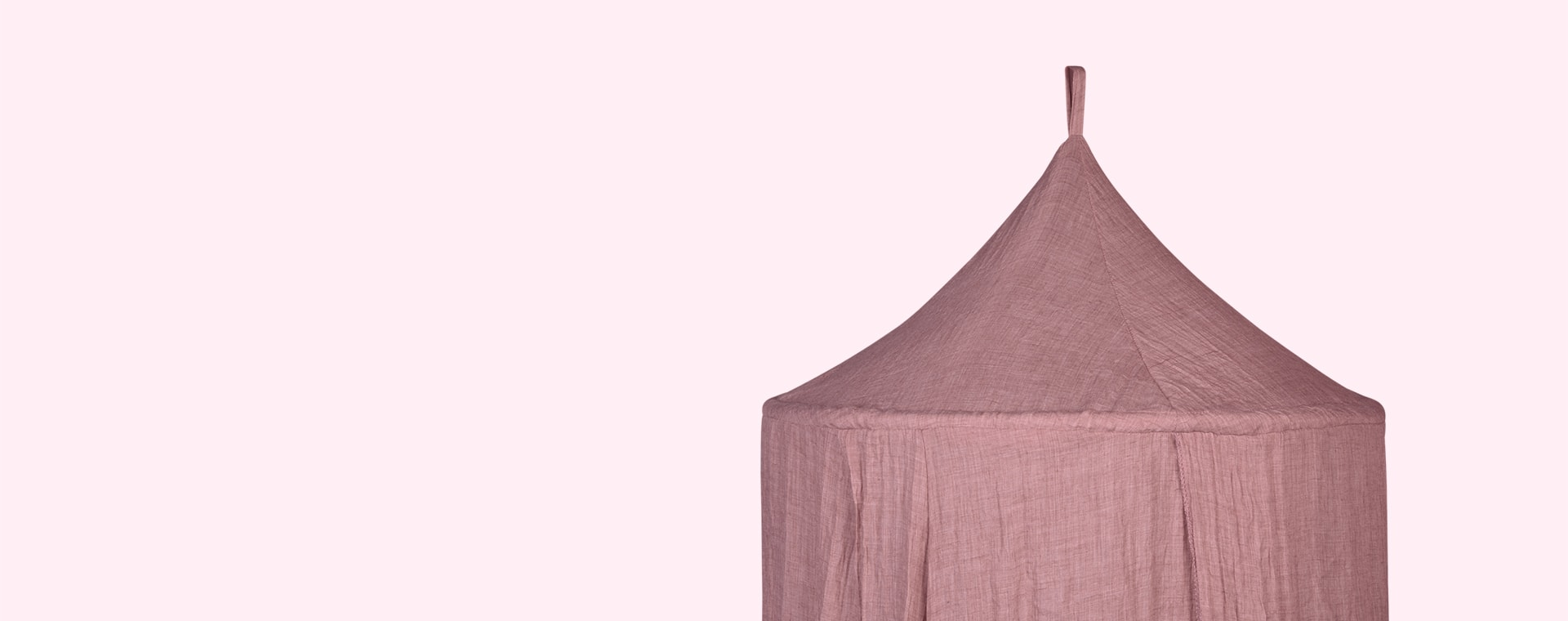 Plum Jabadabado Bed Canopy