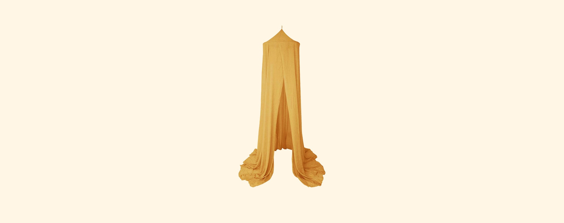 Gold Jabadabado Bed Canopy