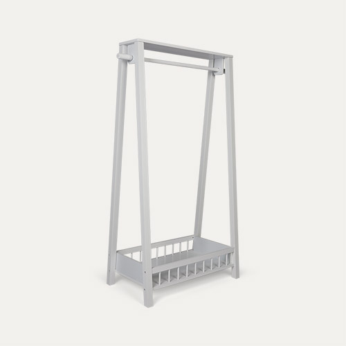 Grey Jabadabado Clothes Rail