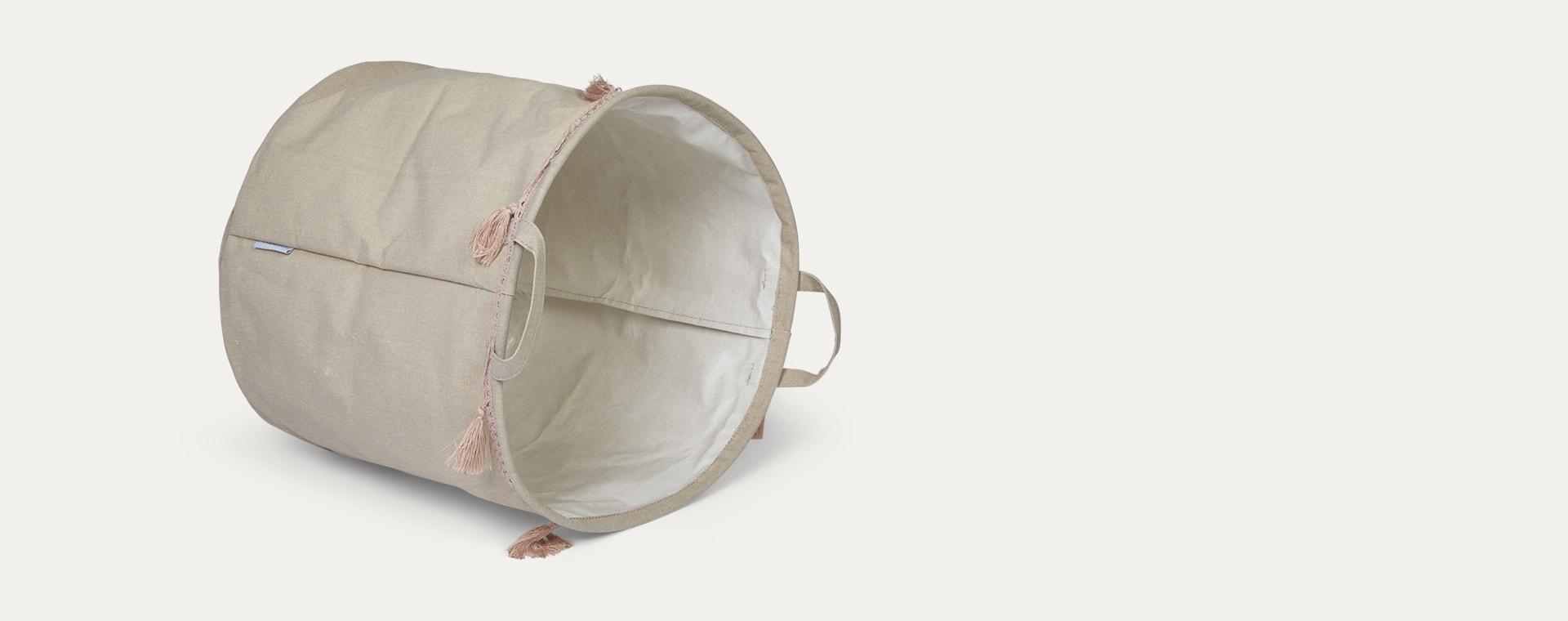 Pink Jabadabado Storage Basket