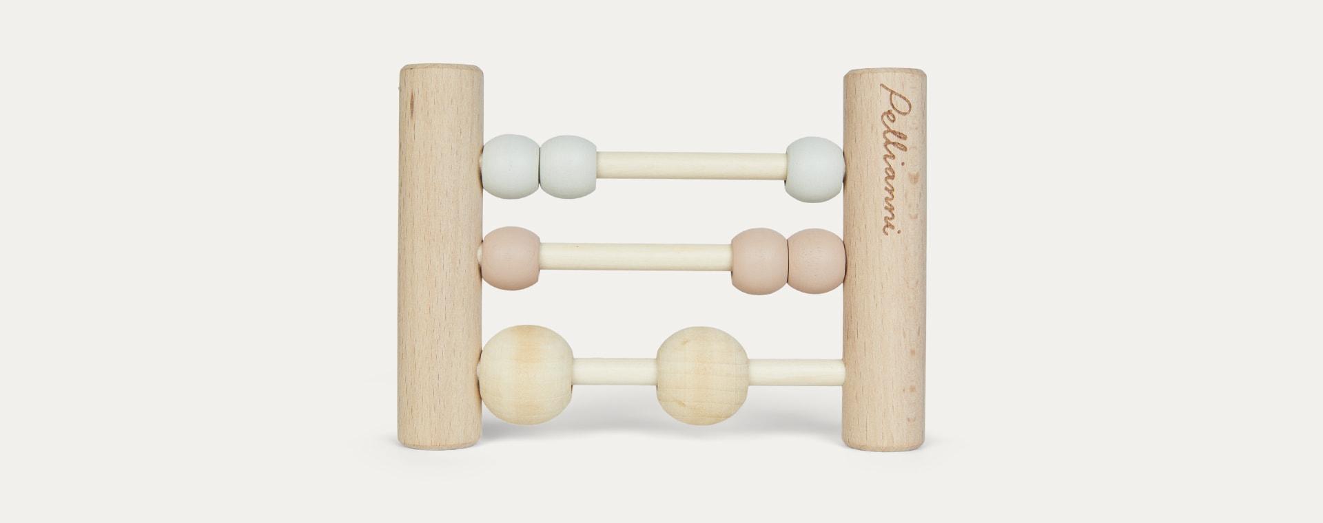 Pastel Pellianni Wooden Abacus