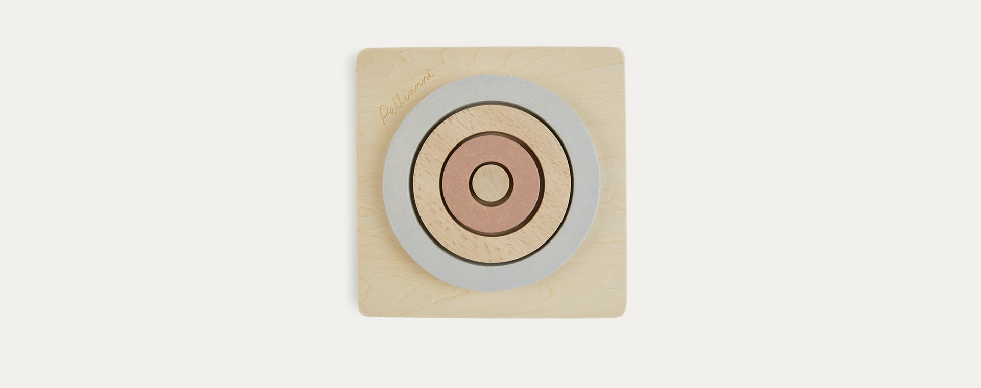 Pastel Pellianni Round Puzzle