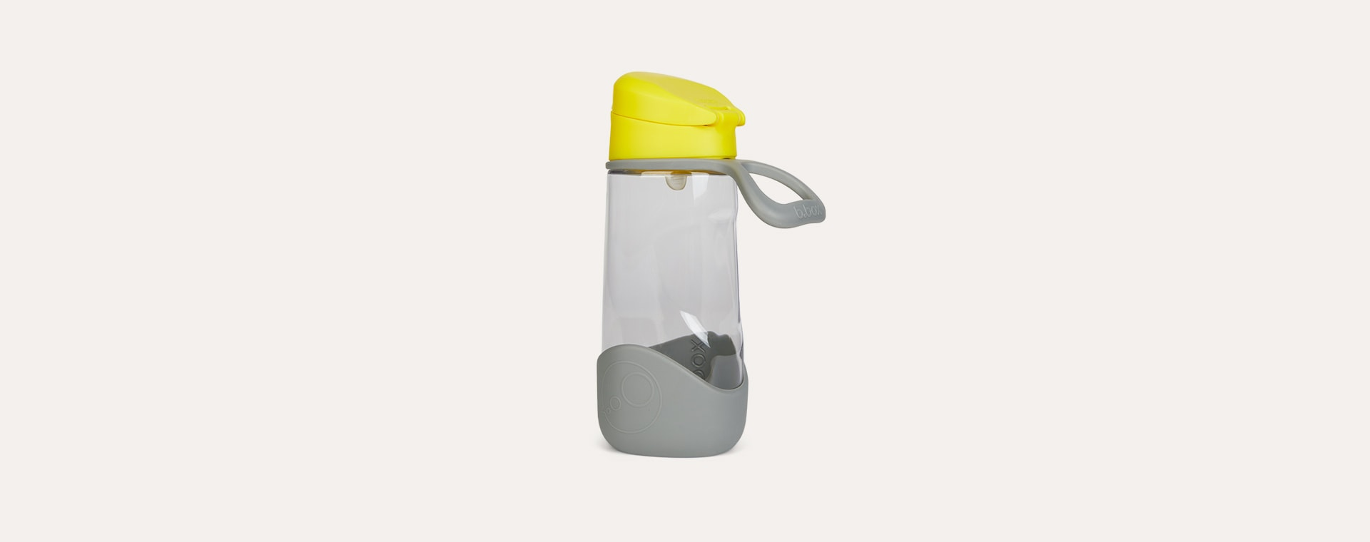 lemon sherbet b.box Sport Spout Bottle