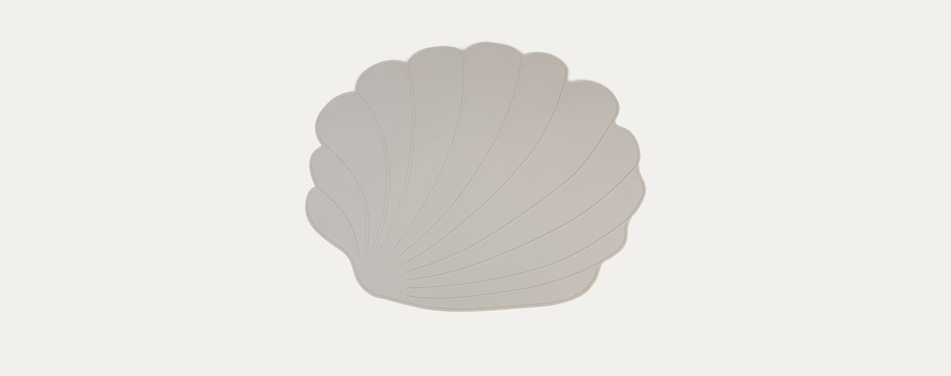 Clay OYOY Seashell Placemat