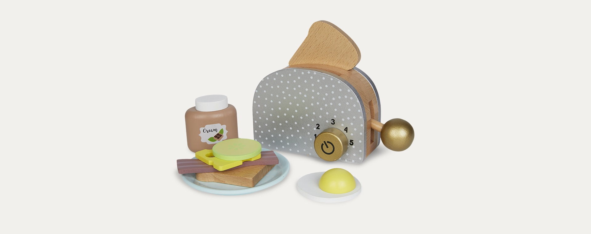 Multi Jabadabado Breakfast Set