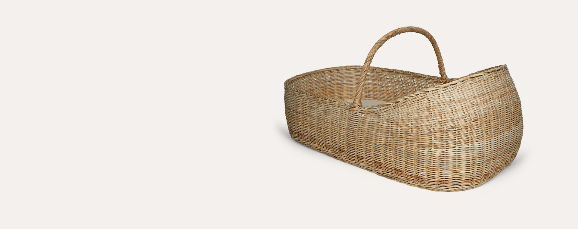 Neutral Olli Ella Lyra Moses Basket