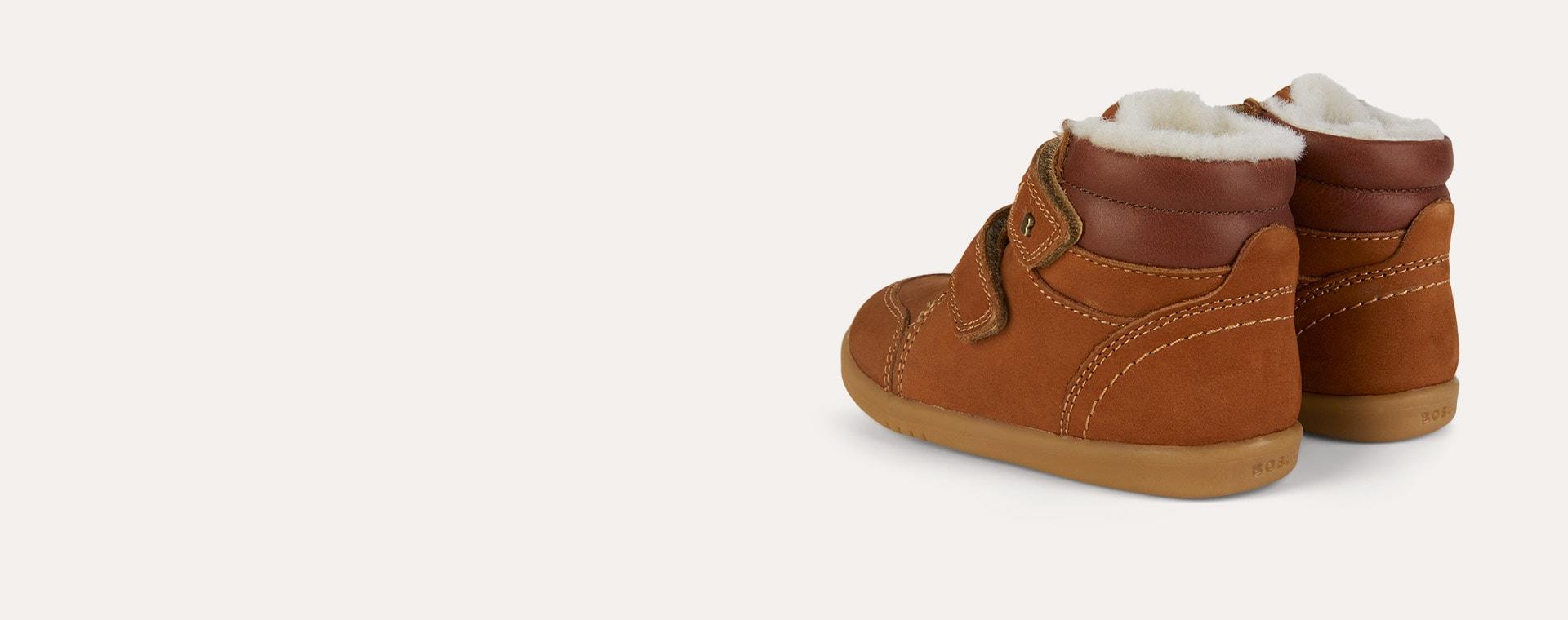 Mustard Bobux I-Walk Timber Arctic Boot