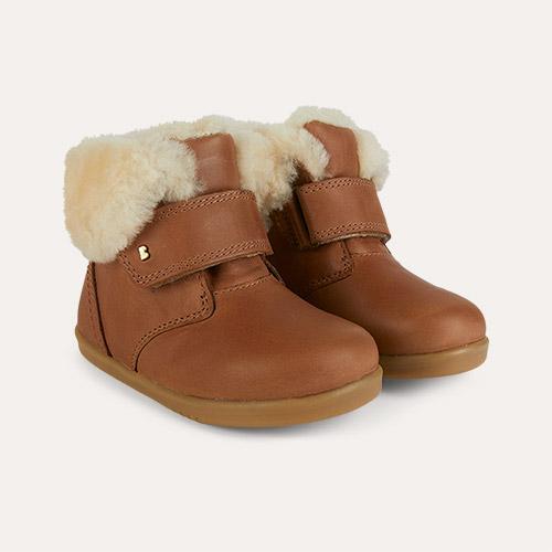 Caramel Bobux I-Walk Desert Arctic Boot