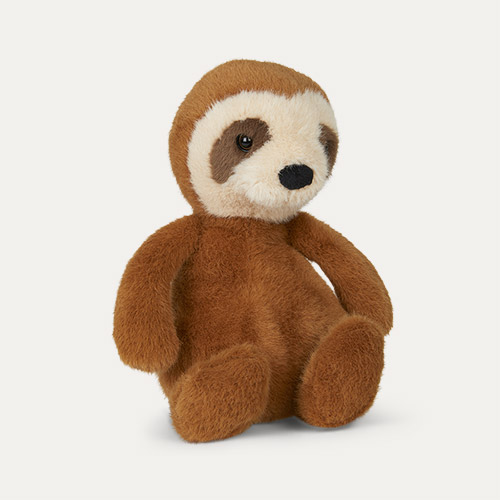 Brown Jellycat Whispit Sloth