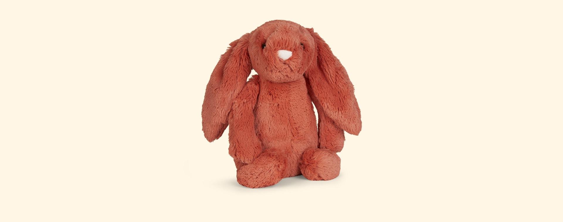 Cinnamon Jellycat Bashful Bunny