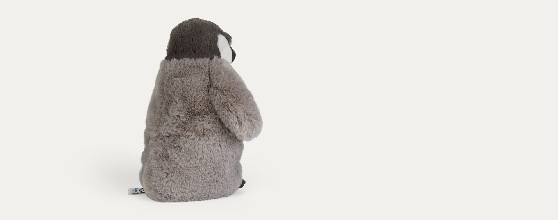 Grey Jellycat Percy Penguin