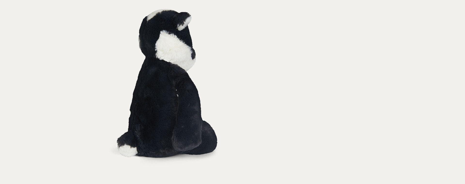 Black Jellycat Bashful Badger