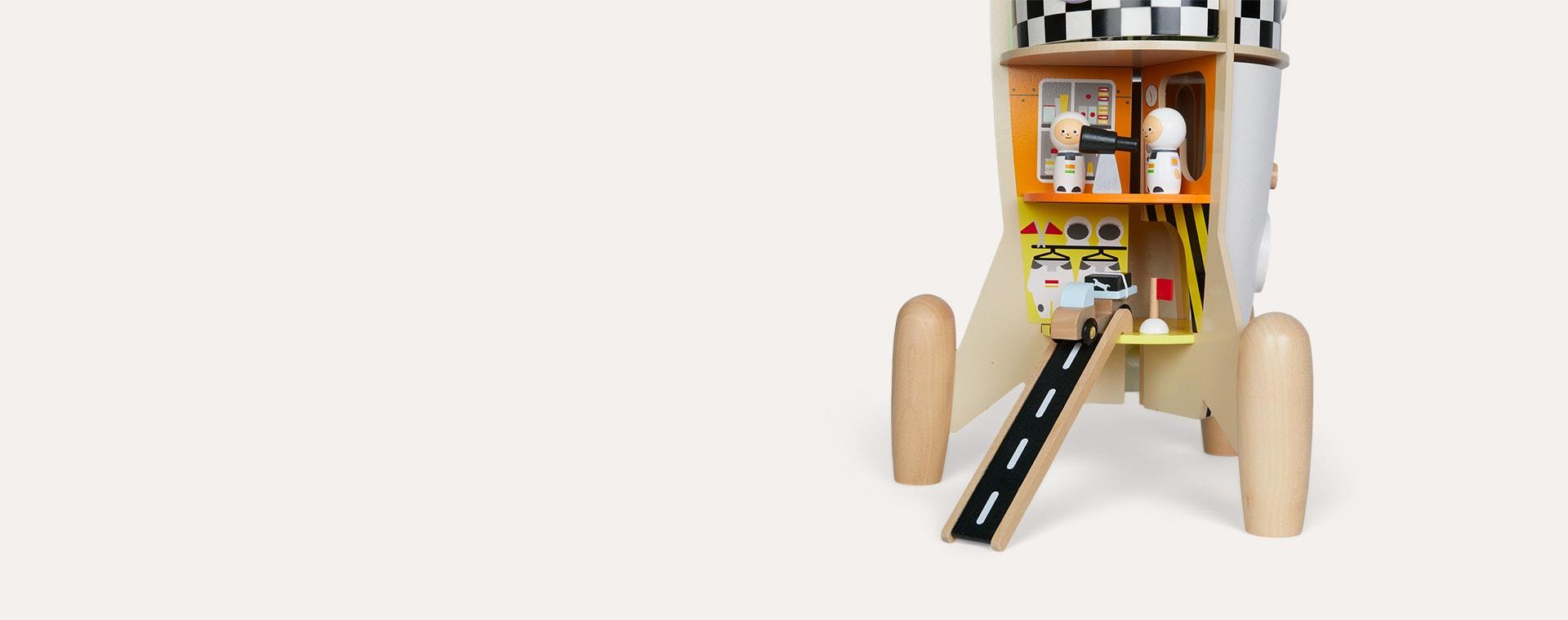Multi Classic World Play Rocket