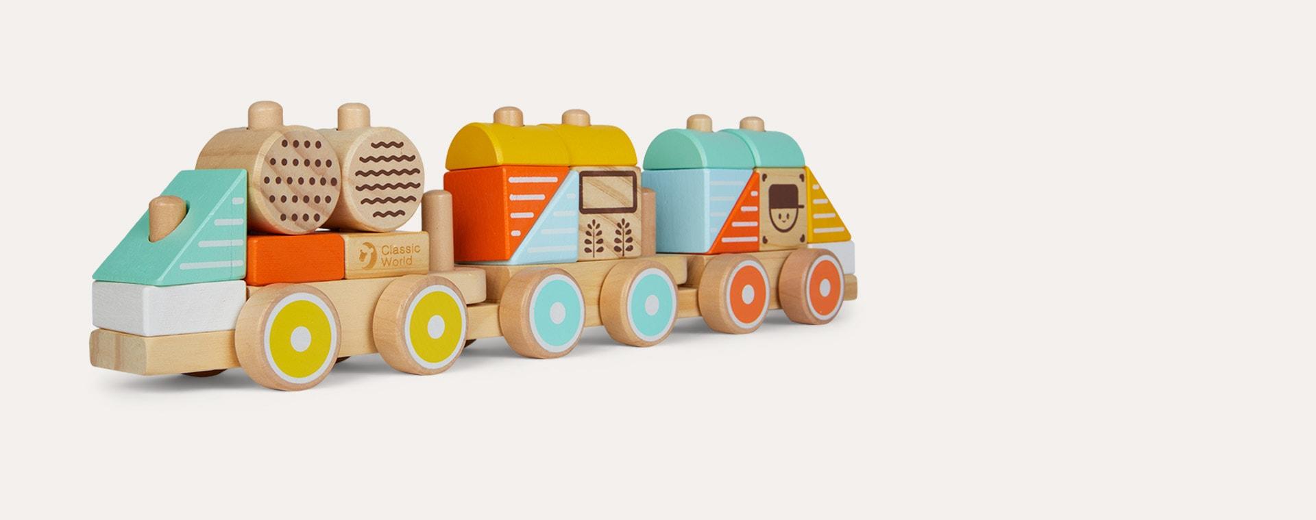 Multi Classic World Pull Train