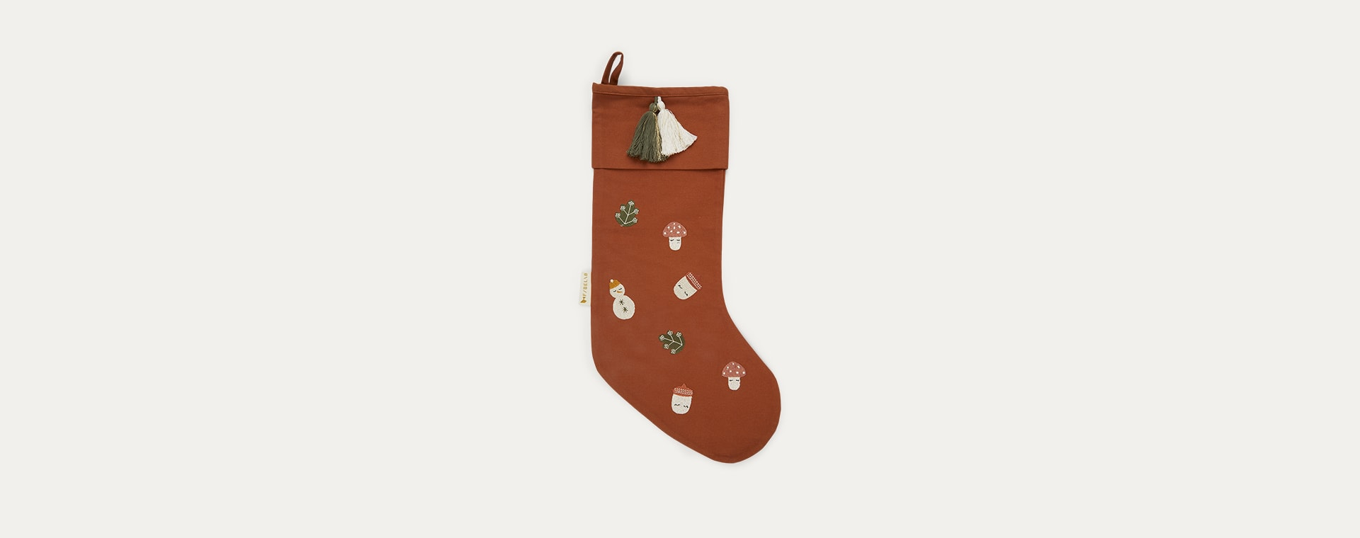 Forest Fabelab Christmas Stocking