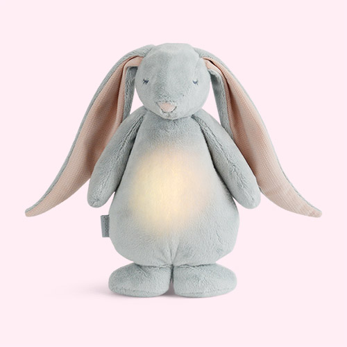 Cloud Moonie Noising Rabbit With A Light