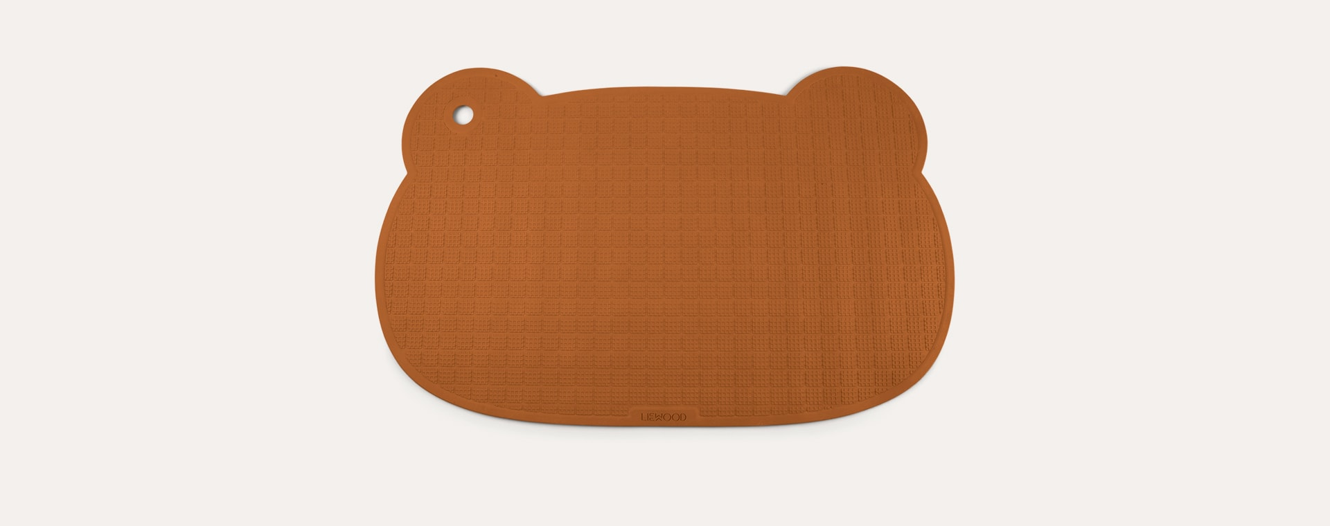 Mr Bear Mustard Liewood Sailor Bath Mat