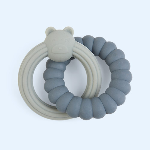 Mr Bear Blue Mix Liewood Herbert Teether