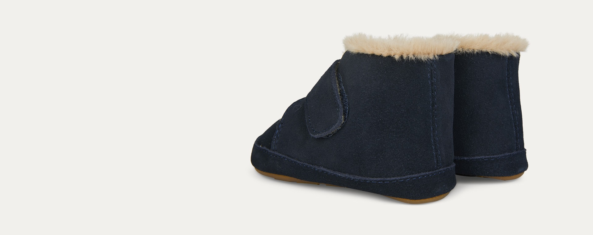 Navy old soles Softly Soft Sole Boot