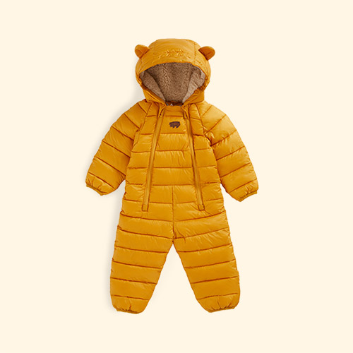 Soft Ochre Töastie Eco Cloud Onesie