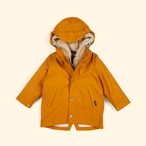 Inca Gold GOSOAKY 3-in-1 Snake Pit Waterproof Coat & Hooded Jacket