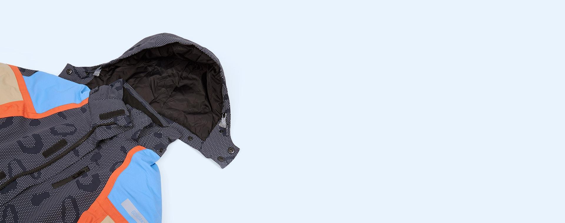 Mood Indigo GOSOAKY Baloo Ski Jacket
