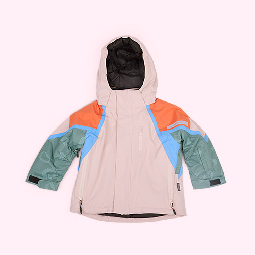 Evening Pink GOSOAKY Baloo Ski Jacket
