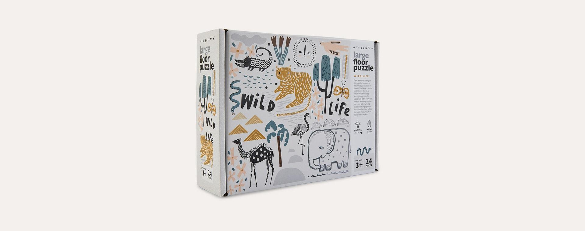 Wildlife Wee Gallery Floor Puzzle
