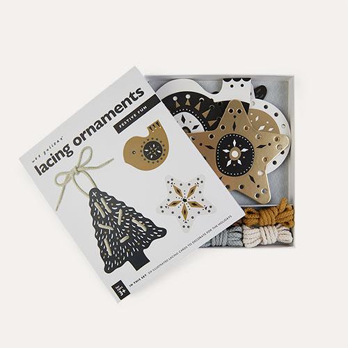 Multi Wee Gallery Lacing Ornaments