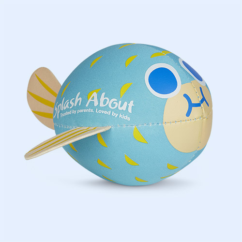 Blue Splash About Neoprene Pufferfish Splash Ball