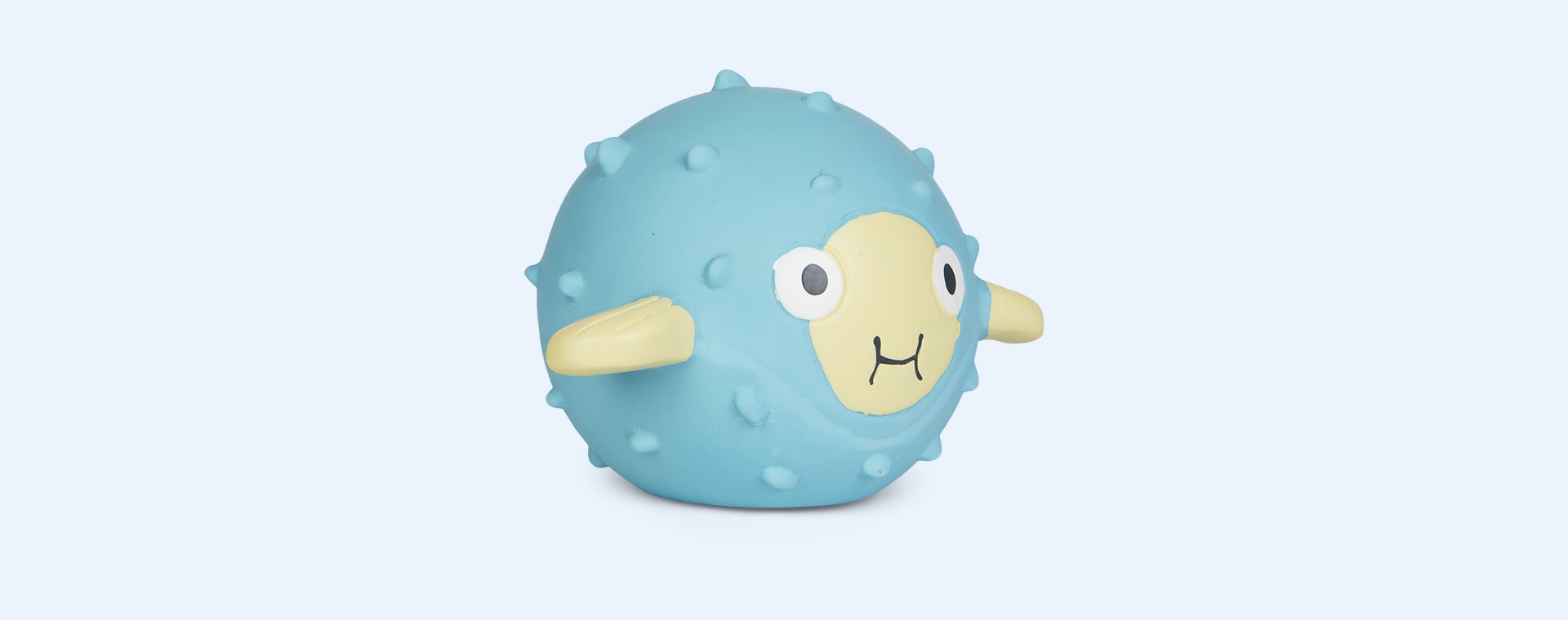 Blue Splash About Pufferfish Pool and Bath Toy