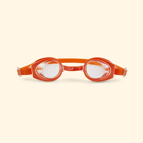 Orange Splash About Infant Minnow Goggles
