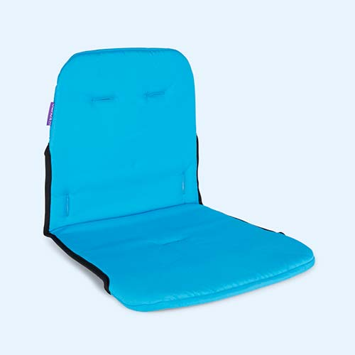 Blue Knuma Connect Highchair Seat Cushion