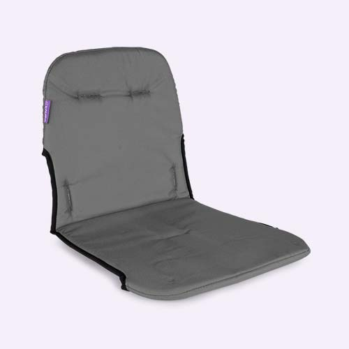 Grey Knuma Connect Highchair Seat Cushion
