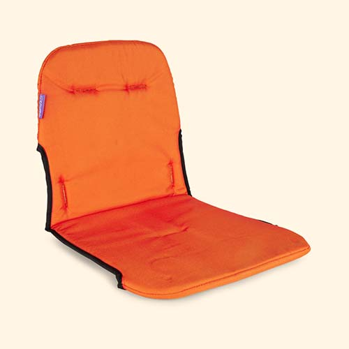 Orange Knuma Connect Highchair Seat Cushion