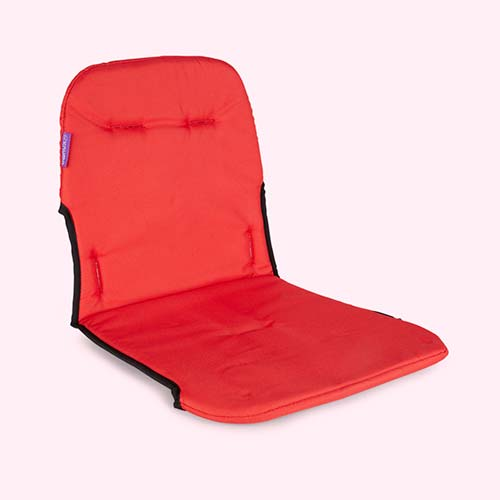 Red Knuma Connect Highchair Seat Cushion