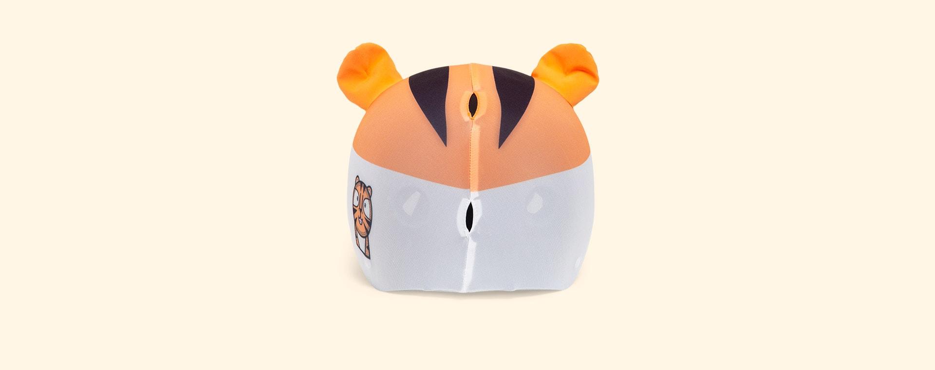 Pounce dinoski Helmet Cover