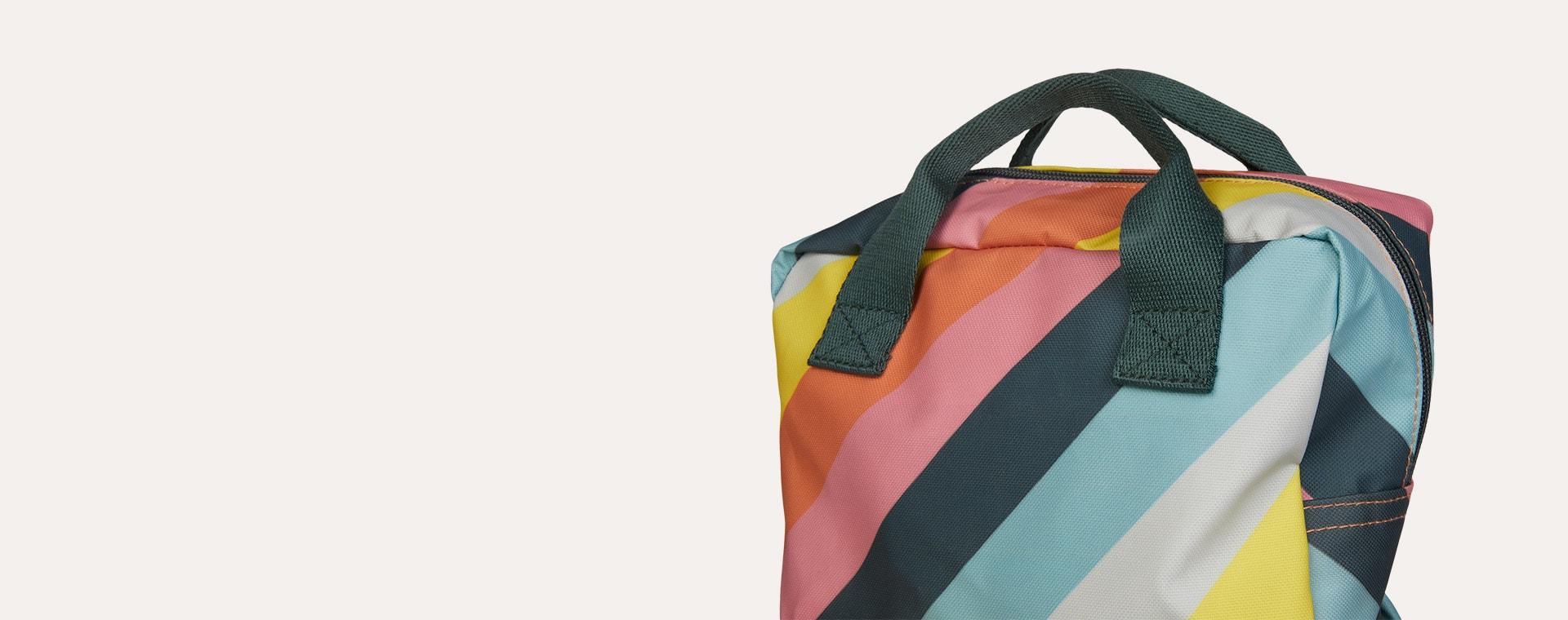 Rainbow Engel Backpack Medium Rainbow