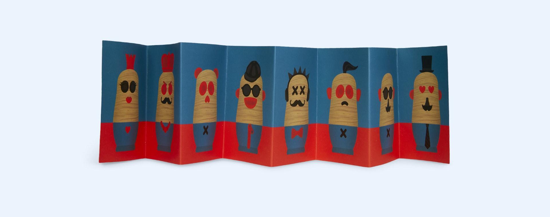 Characters Kipod My 3 Yoshka