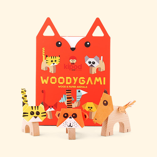 Multi Kipod WoodyGami