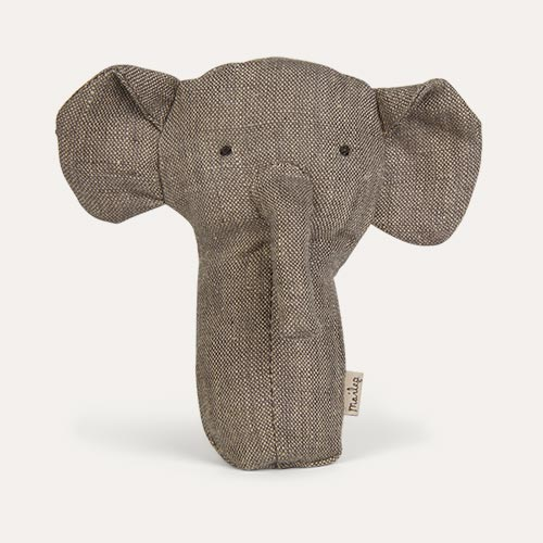 Elephant Maileg Animal Rattle