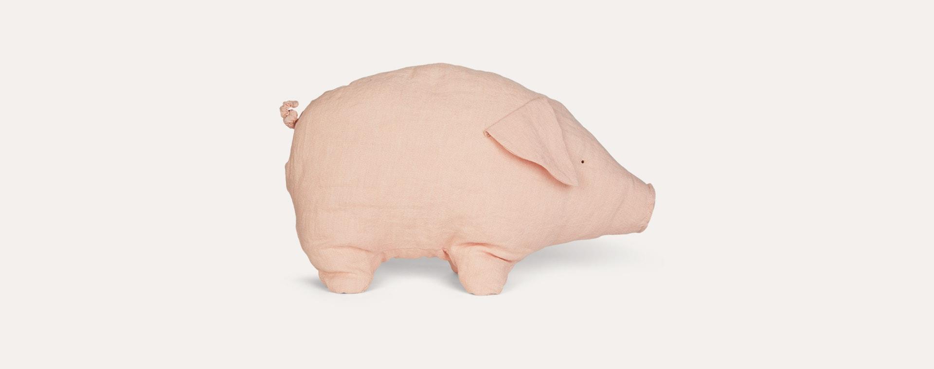 Pink Maileg Polly Pork
